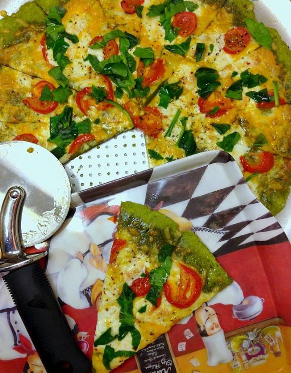 pizzaonplate